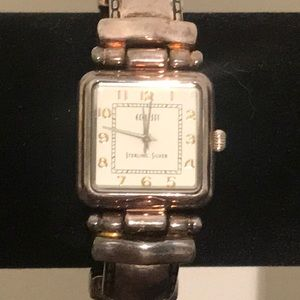Ecclissi .925 Sterling Silver Ladies Watch